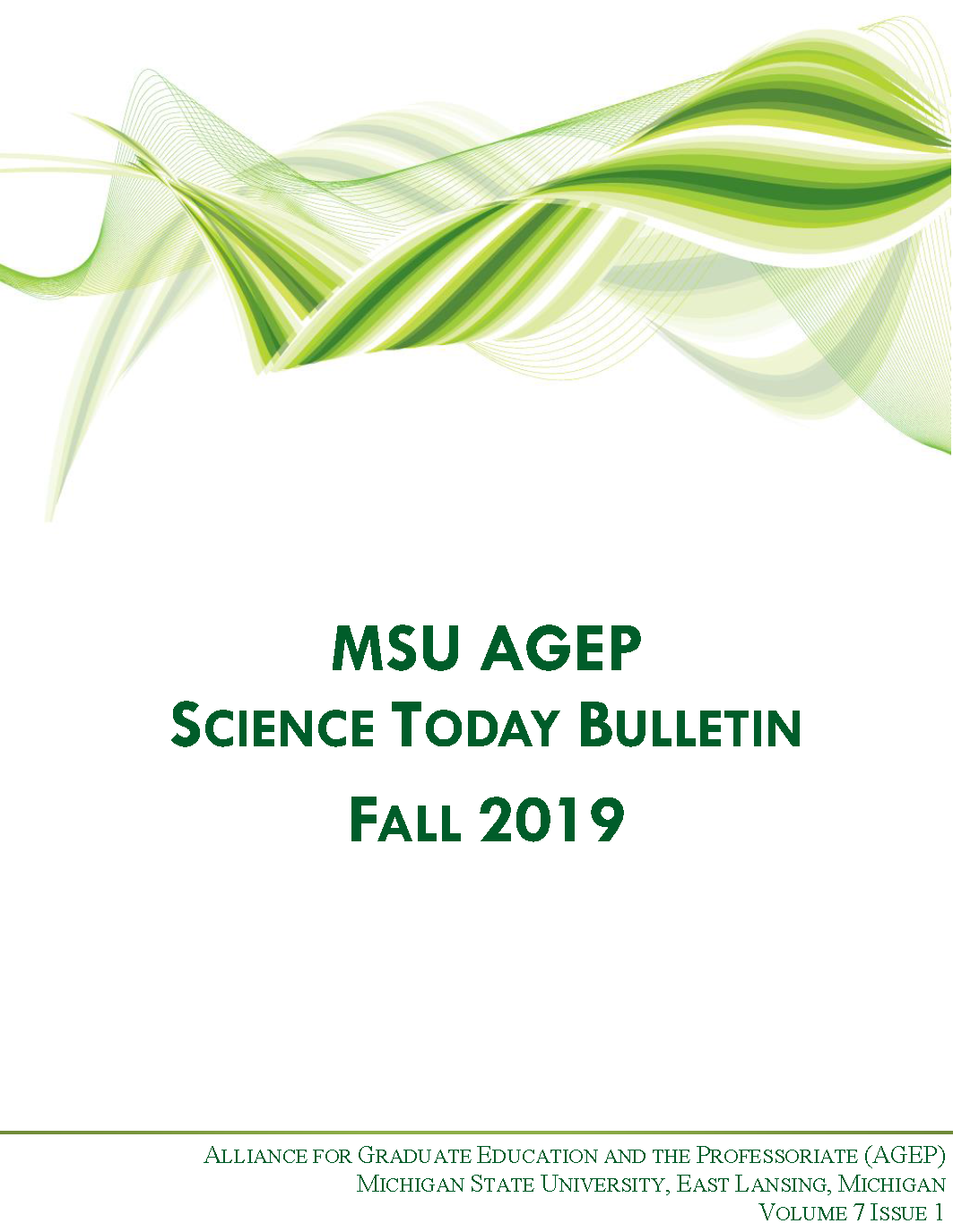 Science Today Bulletin 2019