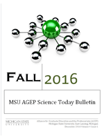 Science Today Bulletin 2016