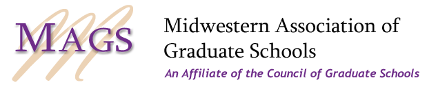 Midwestern Association of Graduate Schools logo