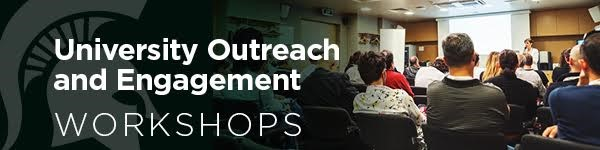 University Outreach and Engagement Workshops