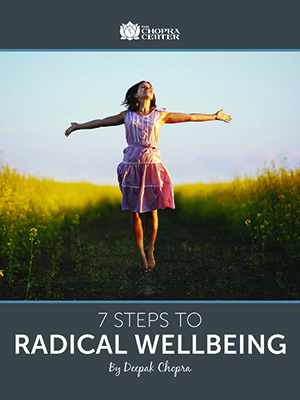 7 Steps to Radical Wellbeing