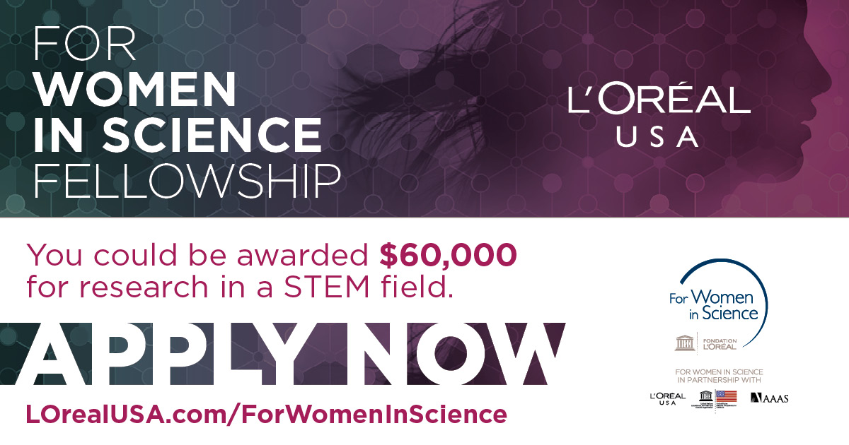 L'Oreal for Women in Science