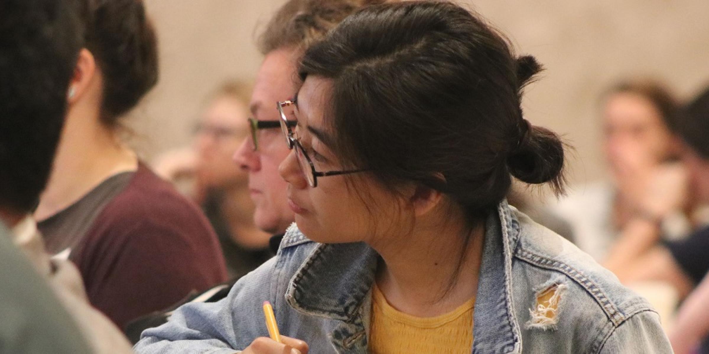 Students at CCTI