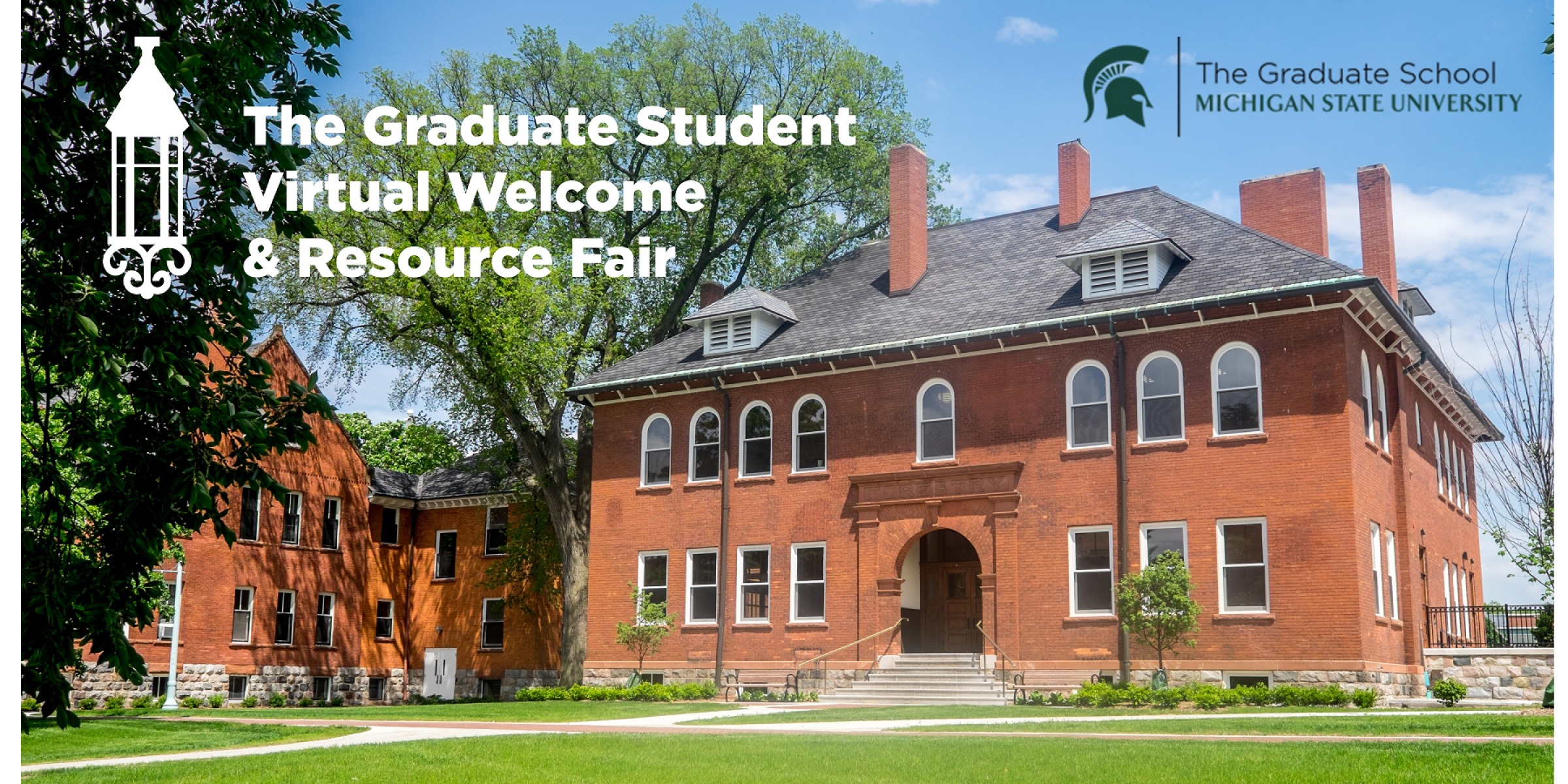 The Graduate Student Welcome and Resource Fair. Image of Chittenden Hall