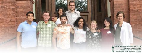 2018 Fellows Reception
